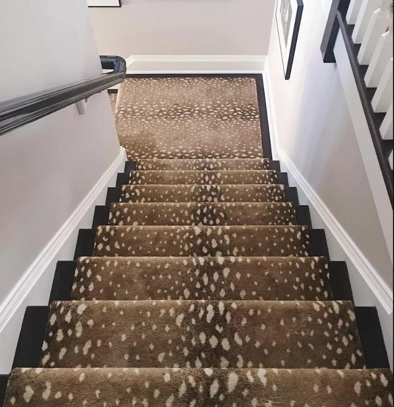 Animal Print Carpeting