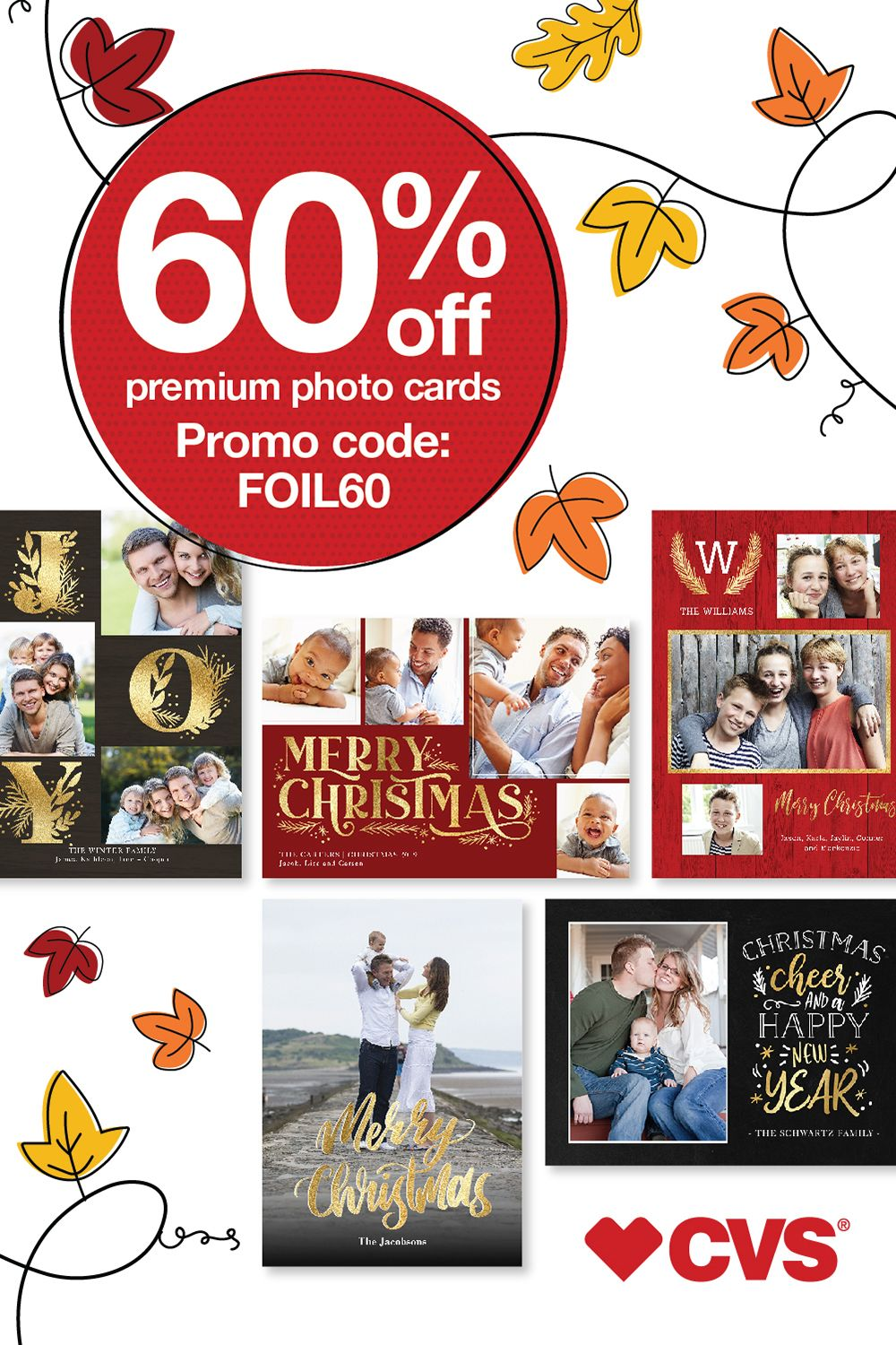 Get 60 off premium photo cards so you can create the