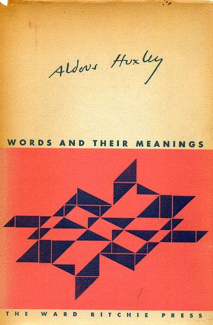 Aldous Huxley's