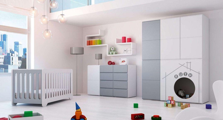 Habitaciones infantiles con encanto y nicas para beb s descubre la habitaci n infantil modular - Armarios infantiles originales ...