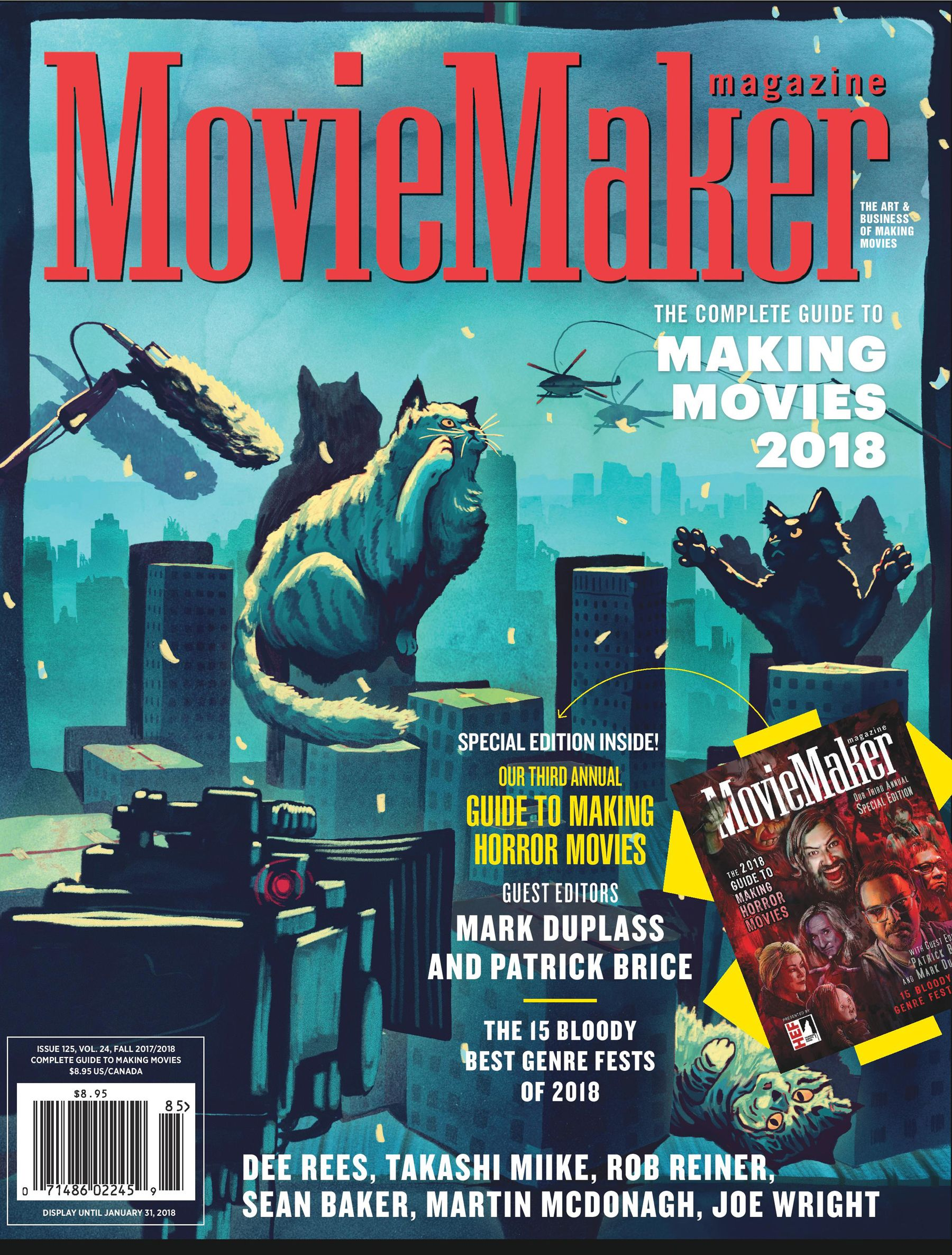 Moviemaker Magazine Independent Movie Screenplay Horror Movies