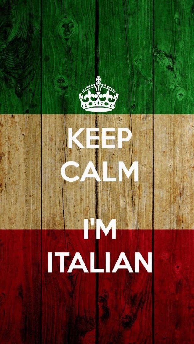 Italian Keep Calm Keep Calm Quotes Iphone Wallpaper