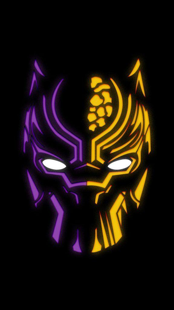 Black Panther 4k Wallpapers Black Panther Art Marvel Background