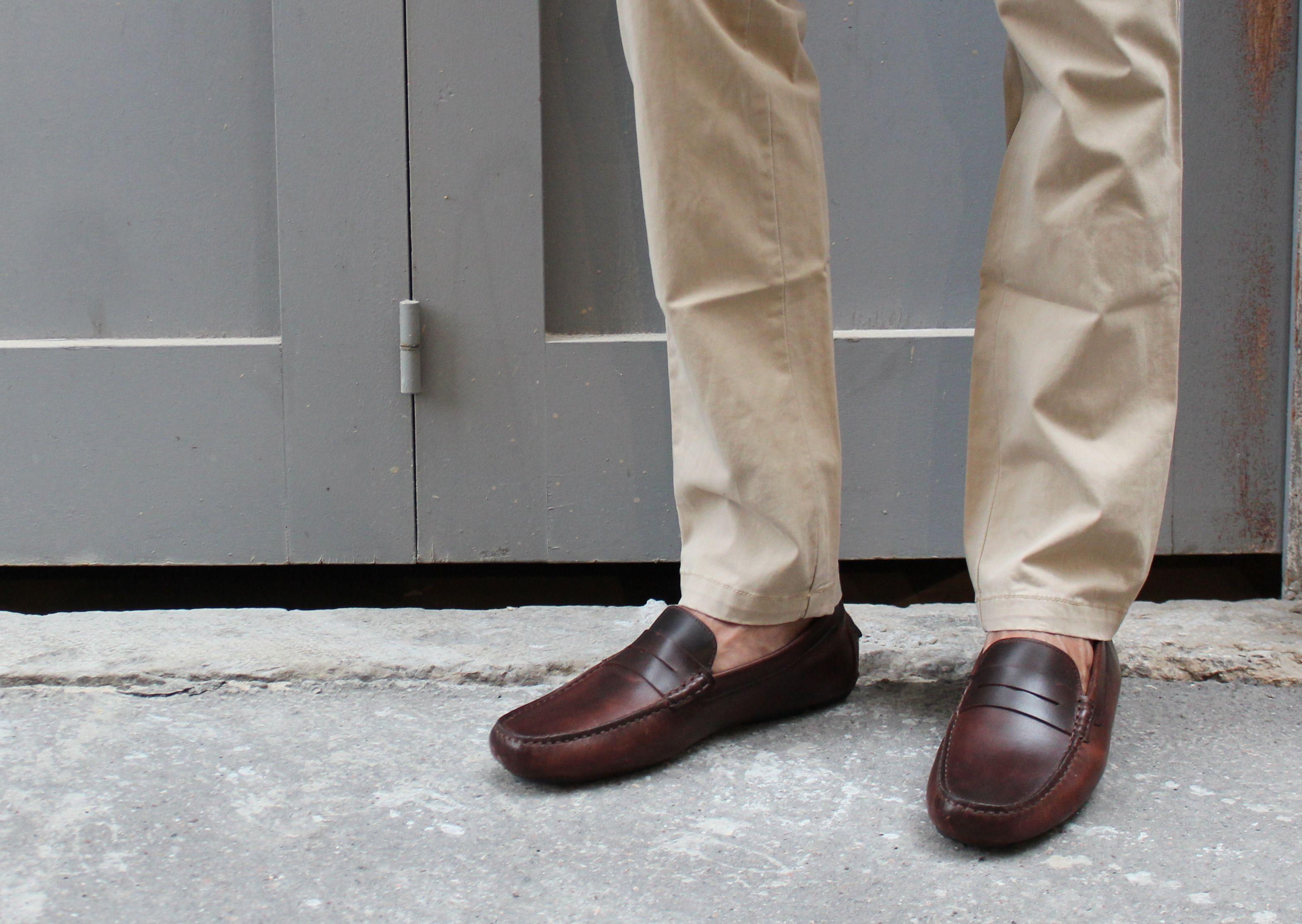Seacrest chocolat - Chaussures Détente homme - Bexley   Drivers ... 0a5b7c1b913