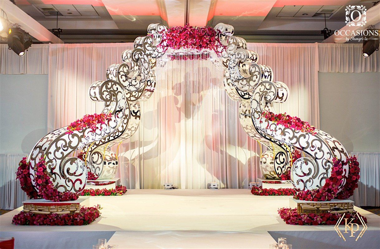 Mirror mandap shangrila collection indian wedding decorations weddings themes tamil also theme  photography rh pinterest
