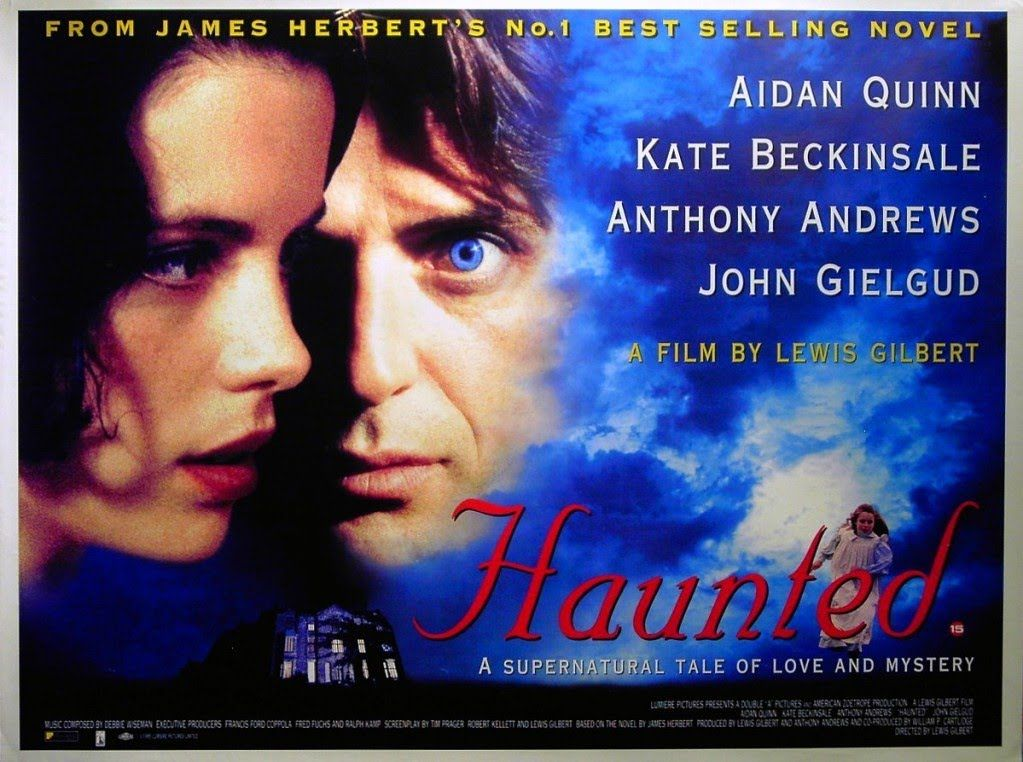 Haunted 1995 Full Movie Professor David Ash Is Invited To