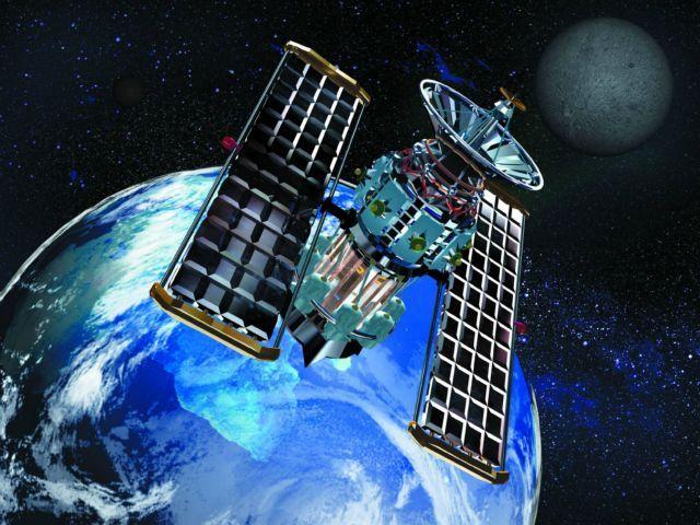 Cara Kerja Foto Satelit Jpg 640 480 Satellites Flat Earth Movement Electronics For You