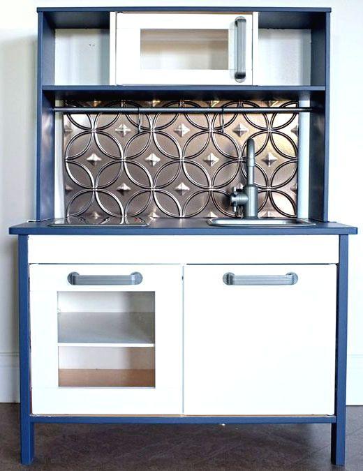 Cocinita de juguete de Ikea #juguetes #cocinitas | Ikea Kitchen ...