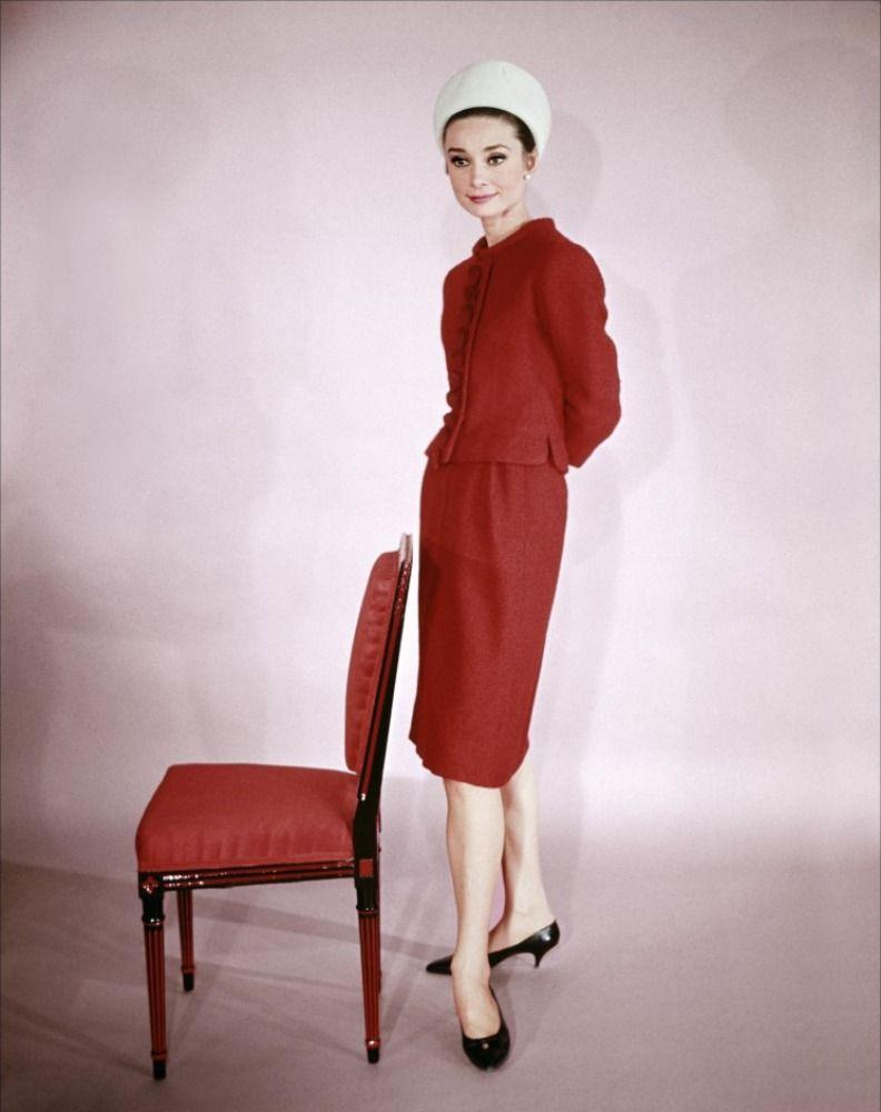 1963 Charade - Audrey Hepburn