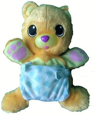 Spin Master Baby Furberries Fur Berries Berry Furberry Orange Peach Bear Mellie Bean Bag Toys Pets For Sale Baby Accessories