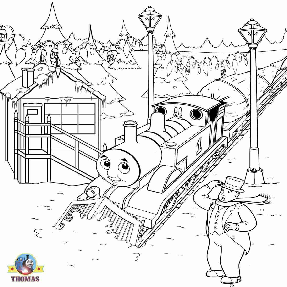 Train boxcar coloring pages - Explore Thomas The Train Coloring Pages And More