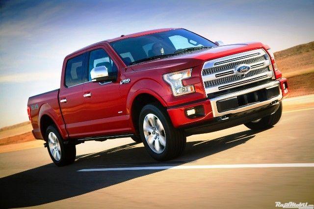 Ford Bersiap Hadirkan Pickap Pertama yang Gunakan Lampu LED