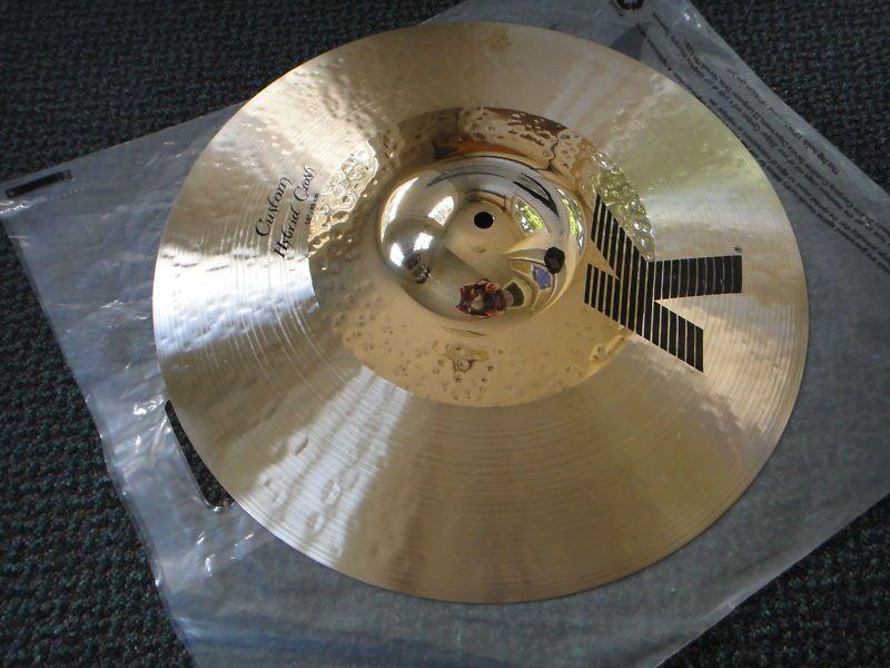 Zildjian K Custom Hybrid Crash Cymbal 19