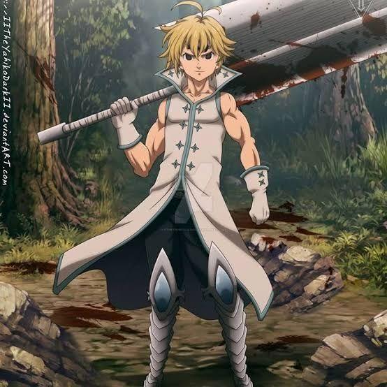 Y/n Hyoudou, The Demon Prince.