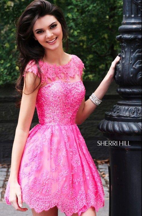 Sherri Hill – Kendall Jenner | Kendall Jenner | Pinterest | Ropa