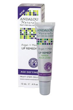 Andalou Naturals Age Defying Argan + Mint Lip Remedy $7.29 - from Well.ca