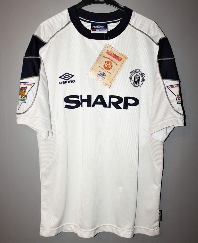 8c60f8fbe4f Manchester United Football Shirt Ebay – EDGE Engineering and ...