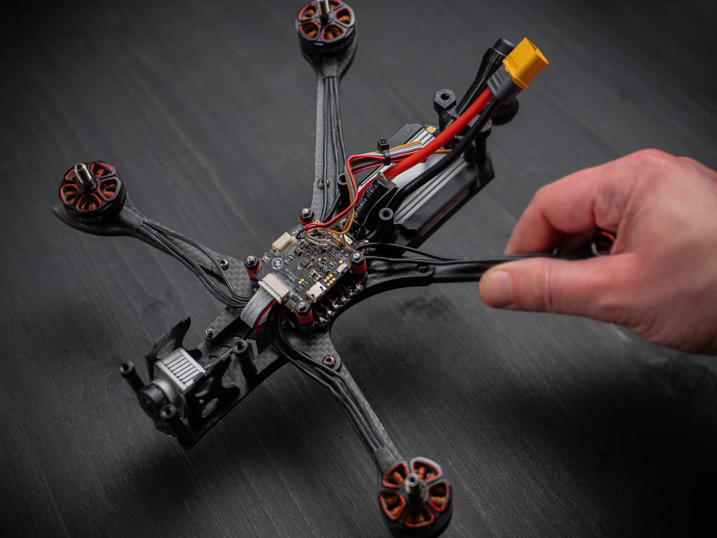 Photo of How to build the perfect Cinematic FPV drone