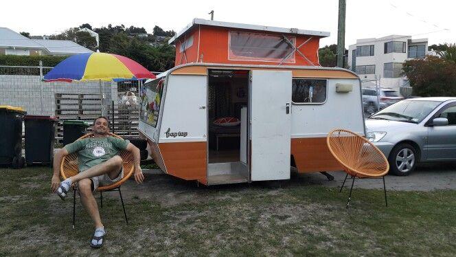 Camping the Kiwi way....