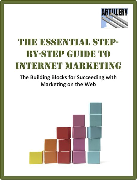 TheEssential Step-by-Step Guide to Internet Marketing