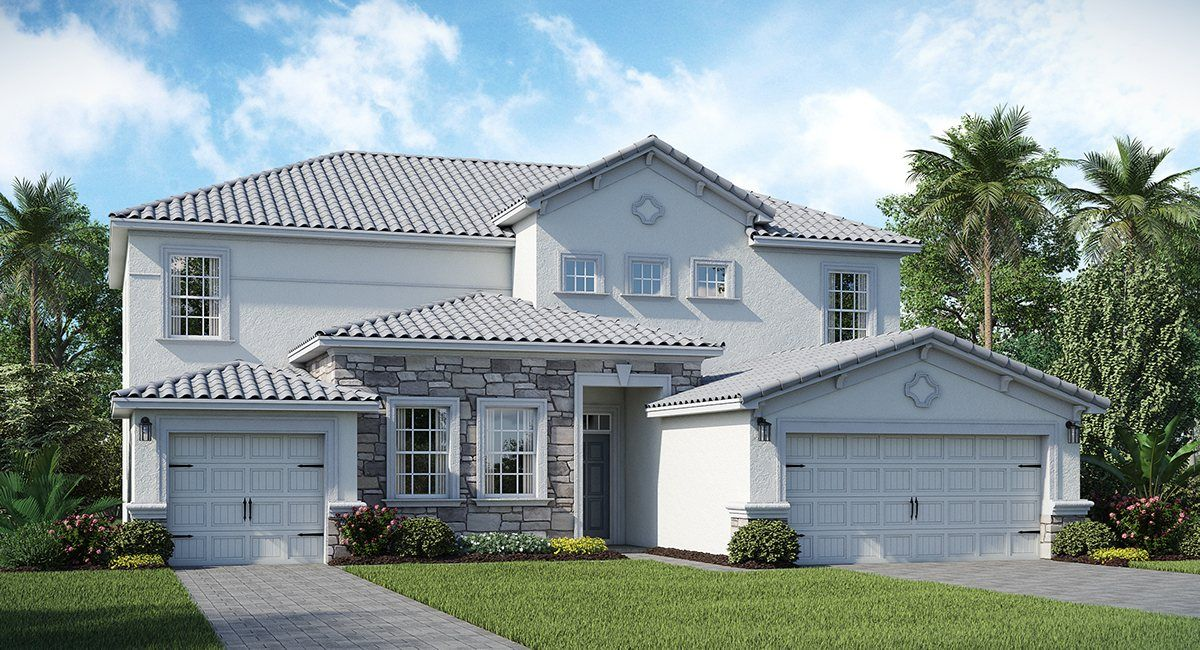 Elevation G New House Plans House Plans New Homes