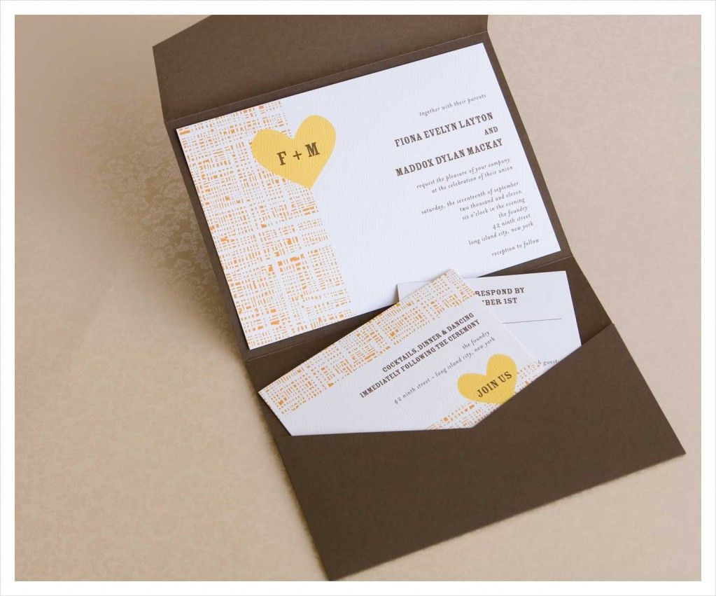 Wedding Stationery Wednesday Enclosures Layered Cards Heart