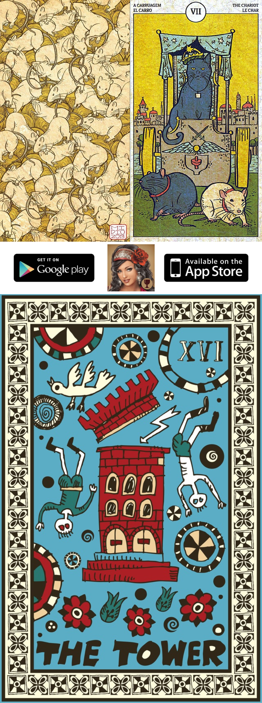 ✯ Get this free app on your iOS and Android device and