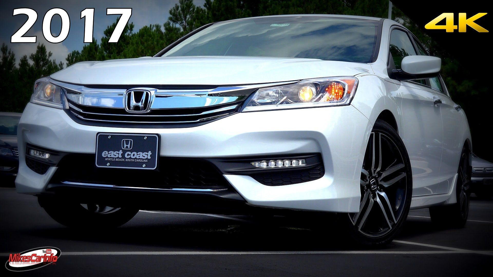 2017 Honda Accord Sport Special Edition SE Car Stuff