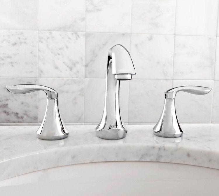 Moen Eva Two Handle Widespread Bathroom Sink Faucet T6420 Ferguson