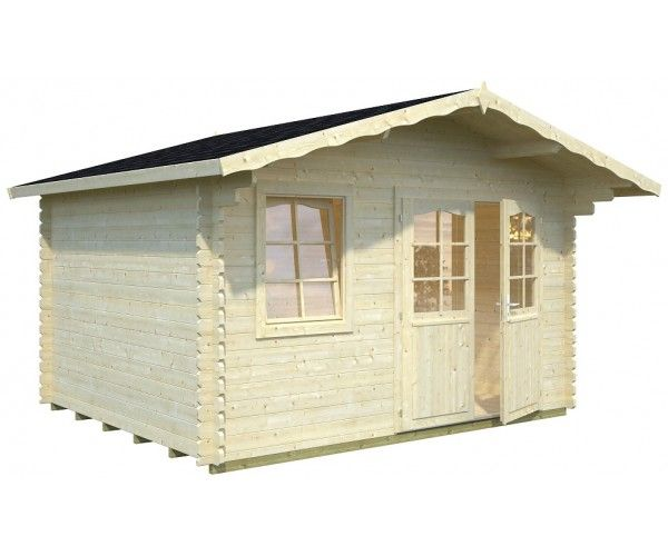 Emma 2 (10.4m2) Summerhouse Log cabins for sale