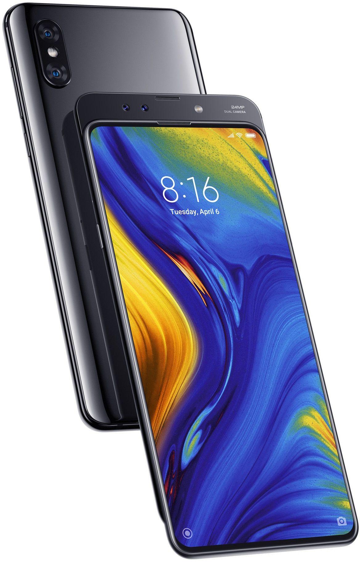 Smartfon Xiaomi Mi Mix 3 Smartfon Operacionnaya Sistema Telefon