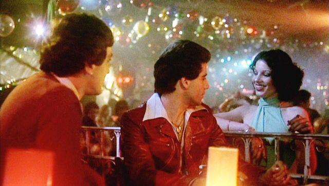 Fran Drescher John Travolta In Saturday Night Fever Saturday Night Fever Saturday Night Night