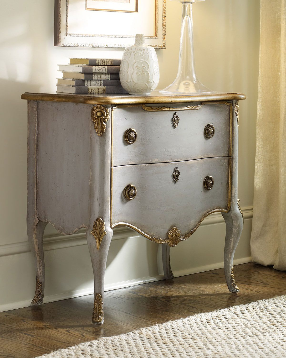 Hooker Furniture Bathroom Vanity: Hooker Furniture Francois Two-Drawer Chest
