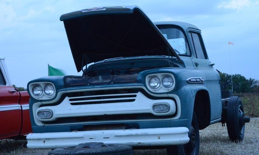Lambrecht Chevrolet auction, Nebraska classic car sale live ...
