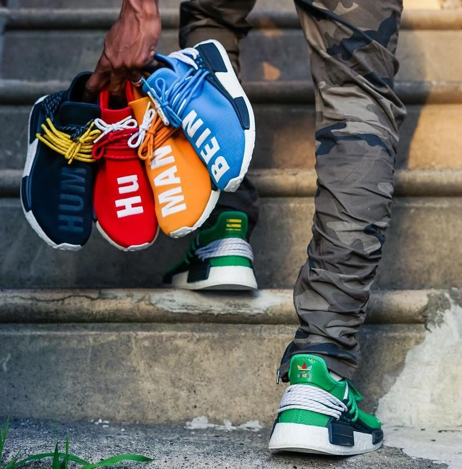 6d90cb944 Are You Looking Forward To The Pharrell x adidas NMD Hu Trail