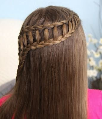 Como hacer peinados con trenzas paso a paso braids - Como hacer peinados faciles ...