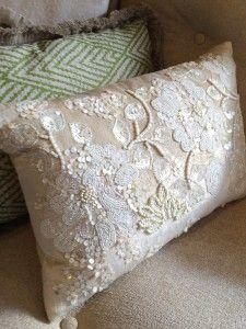 Alexandra Design Finds Throw Pillows Throw Pillows White