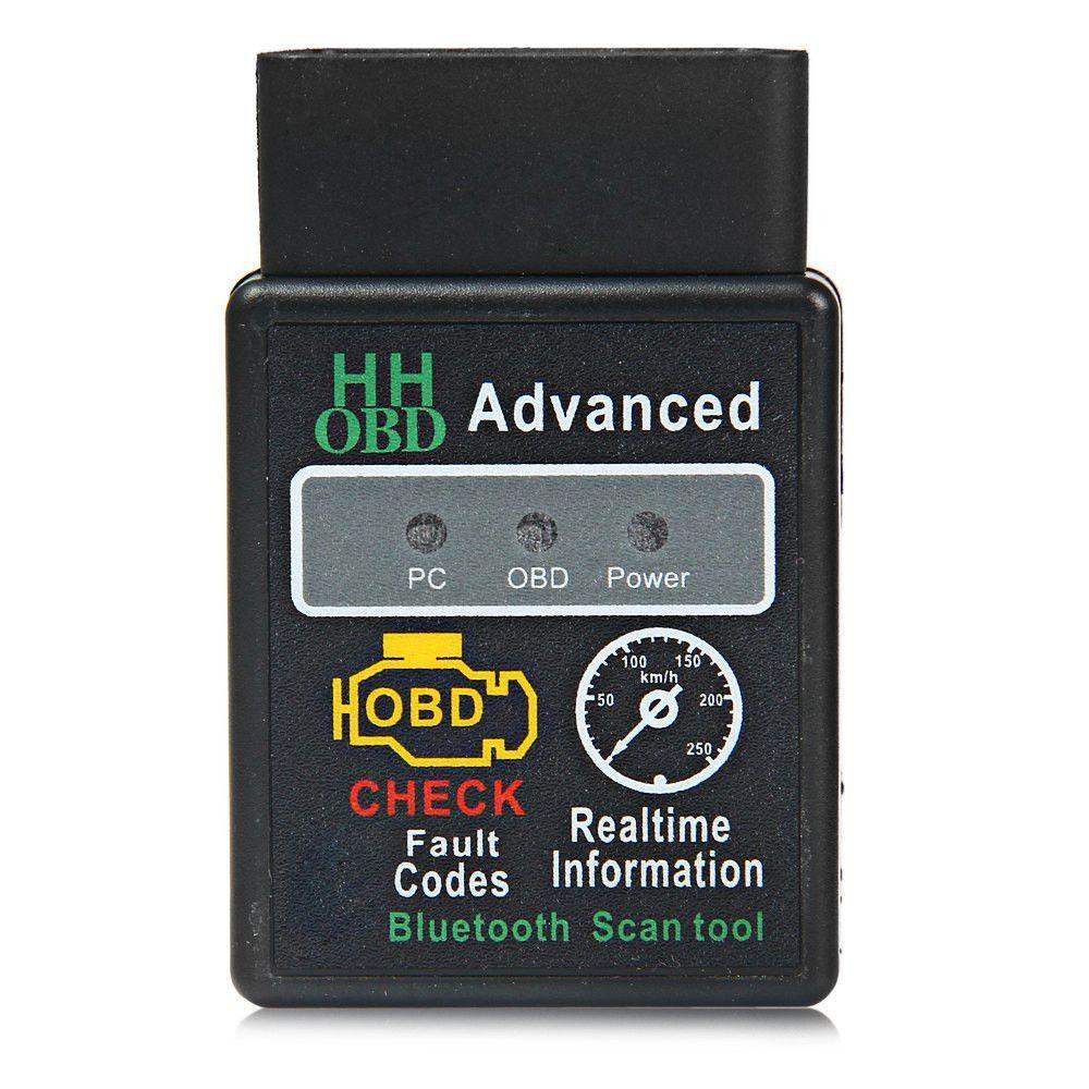 2016 High Quality Version 2.1 HH OBD Advanced V2.1 Black
