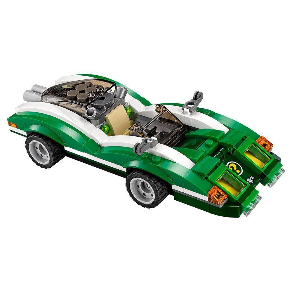 LEGO Batman Movie The Riddler Riddle Racer 70903 >>> Be