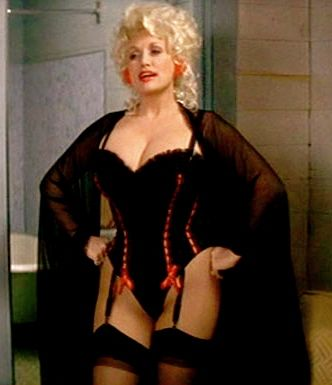 Dolly Parton bryster to sind