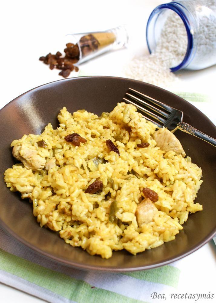 Arroz Con Pollo Al Ras El Hanout Ta Y Tradicional