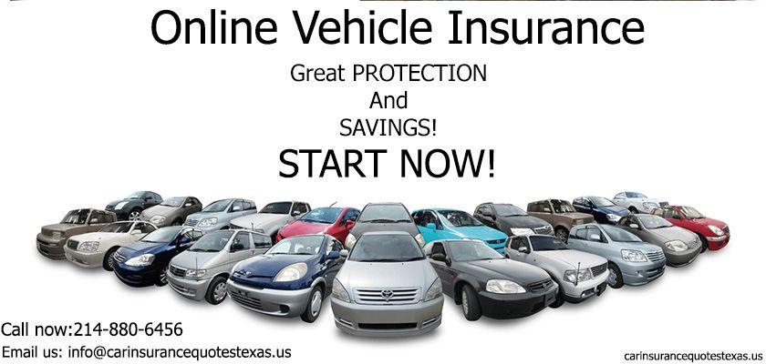 Online Vehicle Insurance | Carinsurancequotestexas.us ...