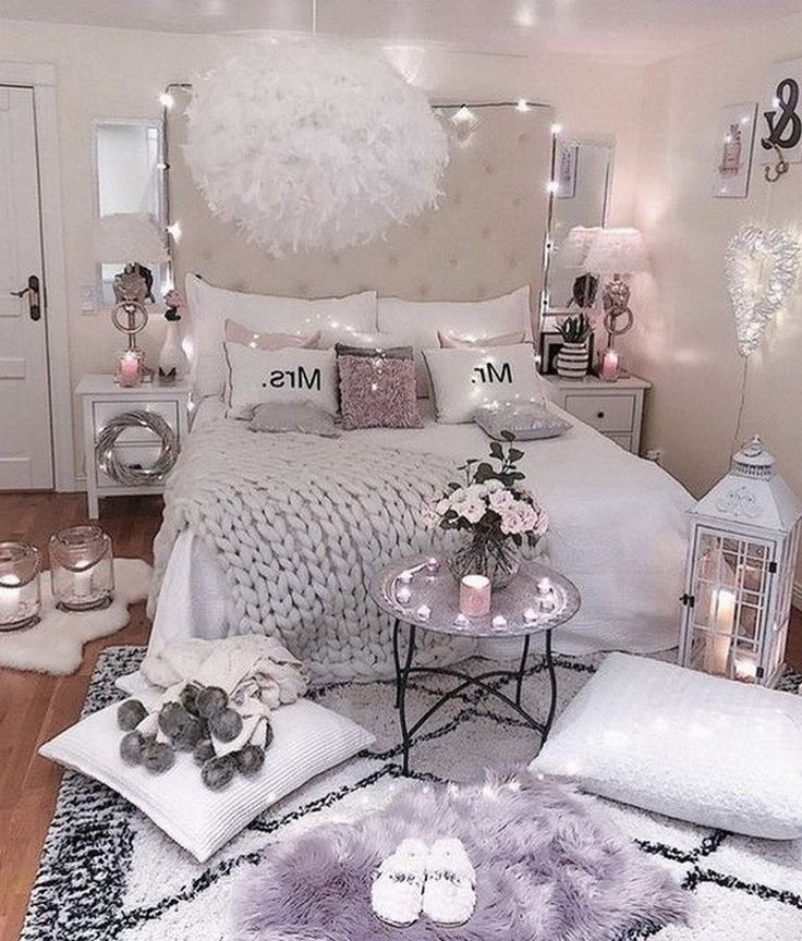 Pin on bedroom ideas for teen girls on Beautiful Rooms For Teenage Girls  id=42977