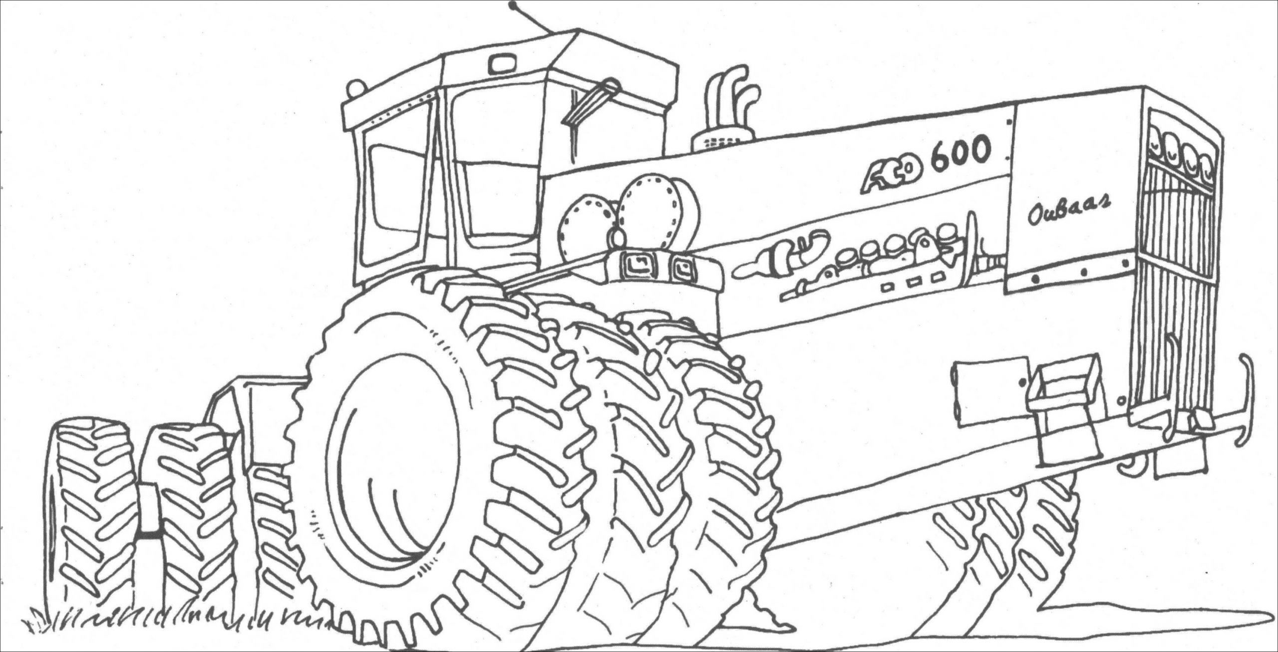 16 Génial Coloriage Tracteur Claas Collection di 2020
