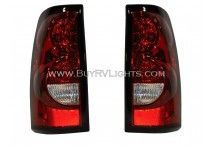 Rvl 277 Tiffin Allegro Red Replacement Tail Light Assembly Pair Tail Light Rv Lighting Tiffin Allegro