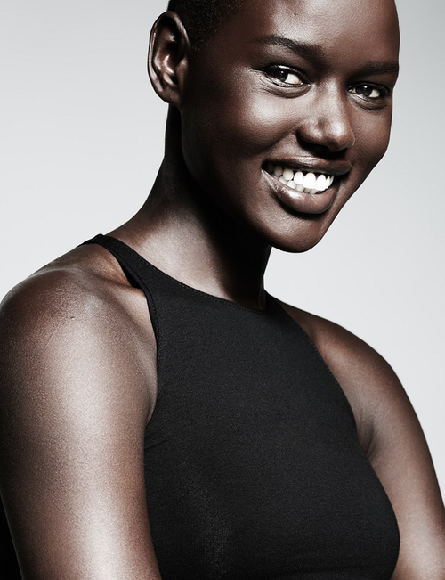 Dark skinned women are beautiful - Visit www.styleopath.com for a chance to win £200 worth of luxury afro hair products. ~Visit: http://styleopath.com