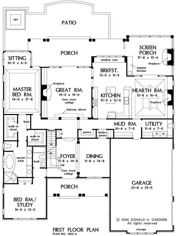 Basement Stairs House Plans In 2018 Pinterest House Plans