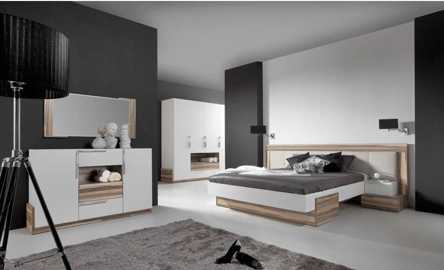Paris A | Black bedroom sets, White bedroom set and Cheap bedroom ...