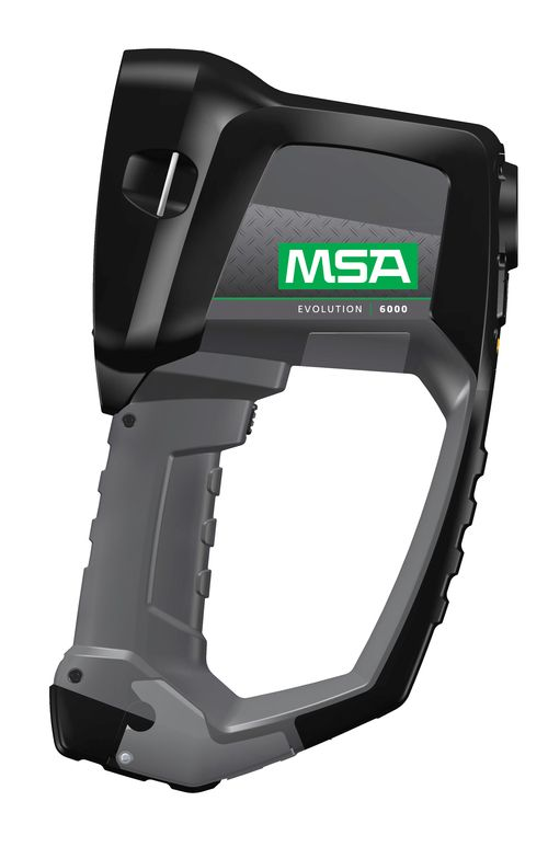MSA Thermal Imaging Camera - EVOLUTION® 6000 was previewed