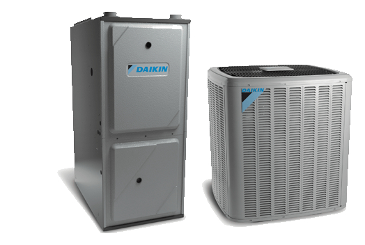 Achieve up to 24.5 SEER with Daikin Brand Residential